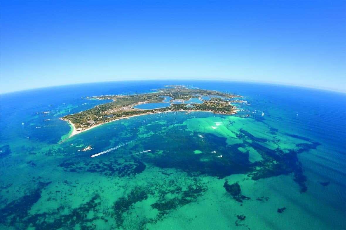 Rottnest Island Australia: Rottnest Island For Lunch