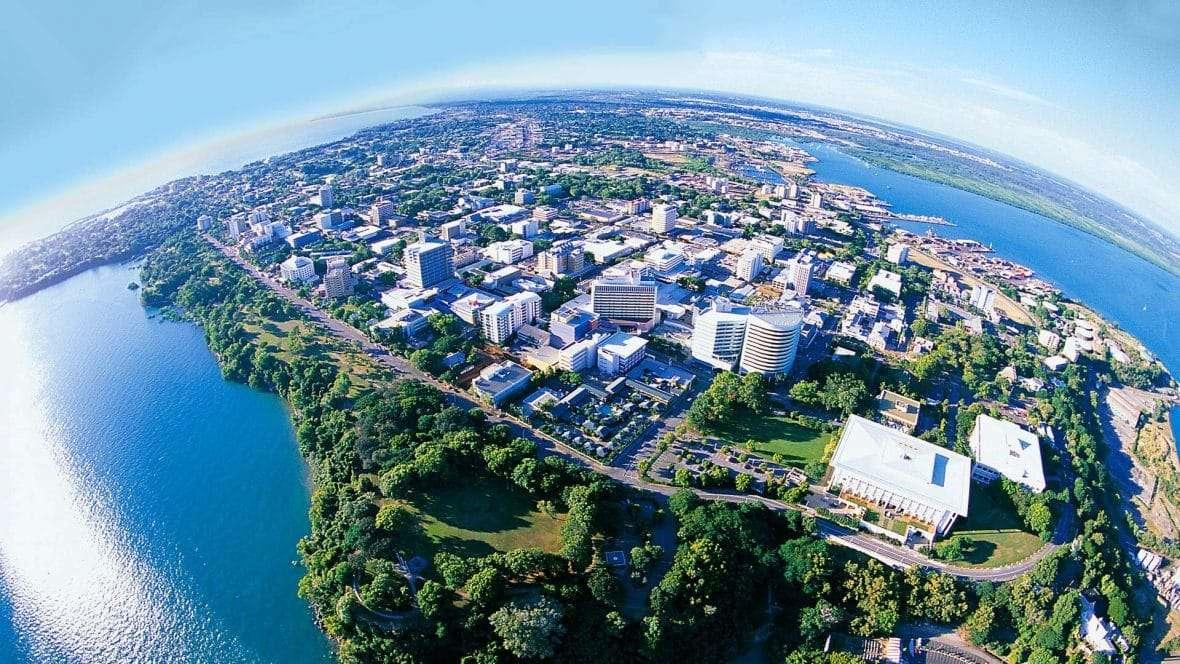 Darwin Australia  City pictures : Darwin City & Harbour Scenic | Kookaburra Air